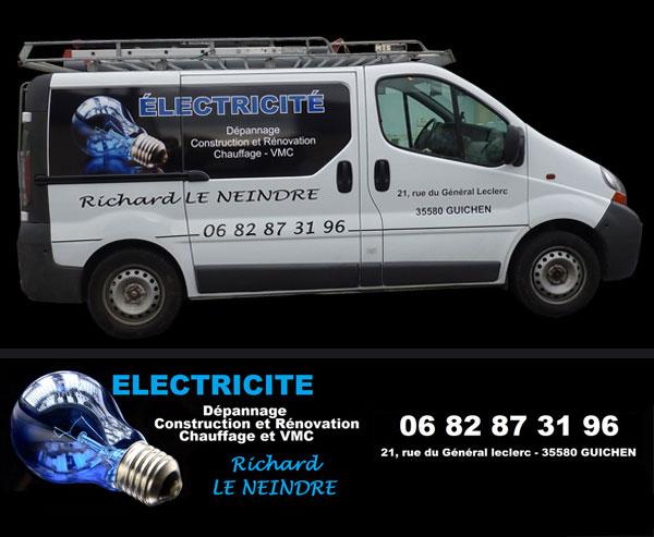 Electricien Rennes, dépannage et rénovation électrique…