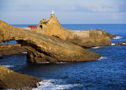 Un hotel de qualité à Biarritz