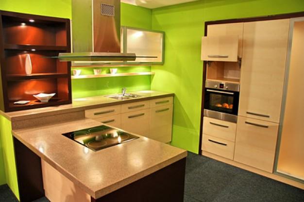 La lumière dans la cuisine. Rendre la cuisine appétissante par l'éclairage