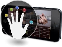 Jouer de la guitare avec des cours en ligne