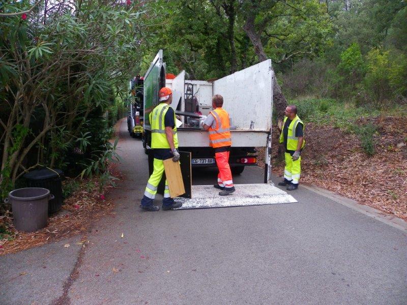 Aperçu sur la réglementation en vigueur en matière d'enlèvement de déchets encombrants