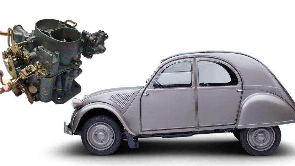 Le carburateur de votre 2CV : nettoyage ou rénovation