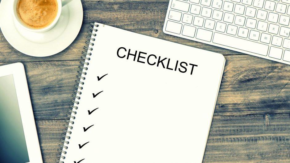 Votre check-list pour s'expatrier en toute confiance