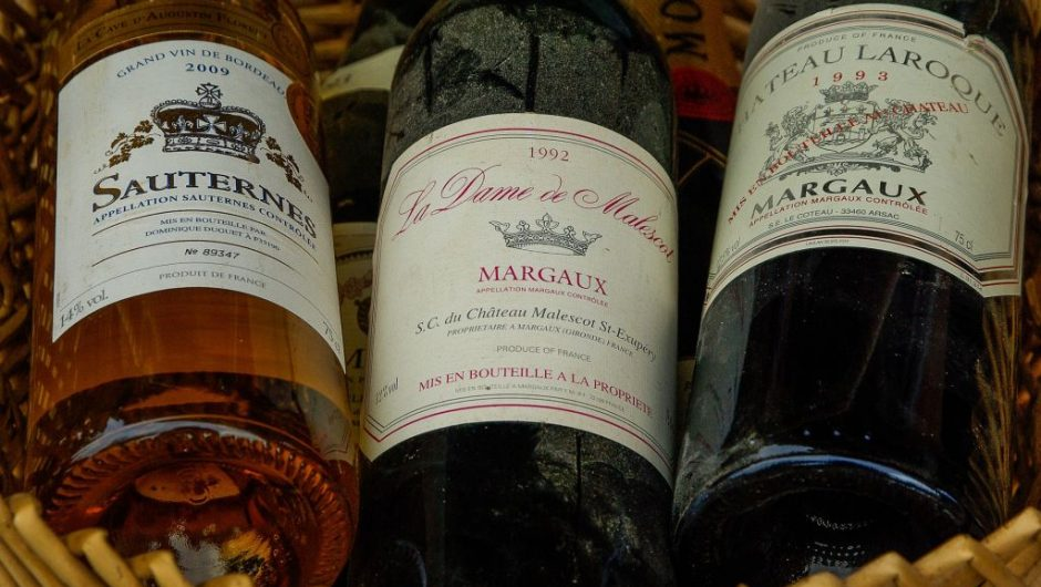 Bordeaux: capitale mondiale du vin